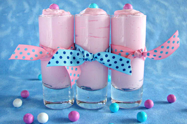 cotton candy mousse