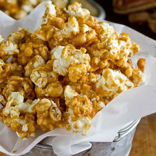 cracker jacks recipe
