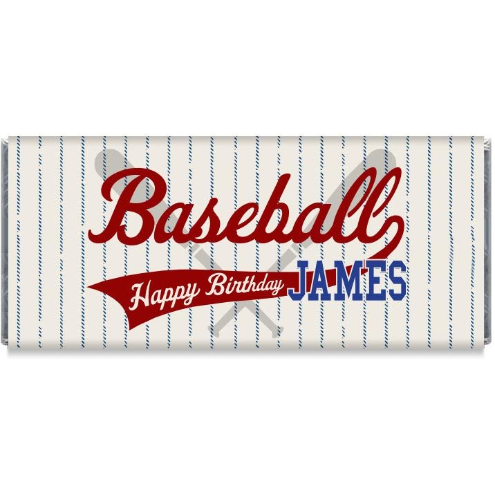 baseball candy bars