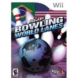 nintendo wii bowling