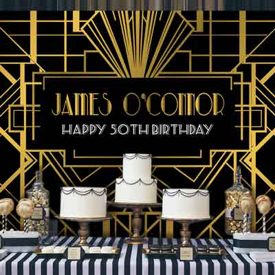 100 40th Birthday Party Ideasby a Professional Party Planner