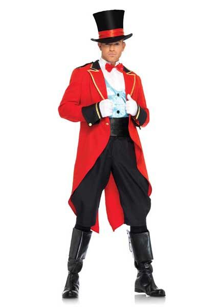carnival barker costume adult