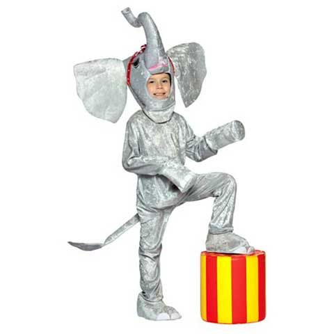kids circus elephant costume
