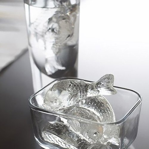 goldfish ice cubes
