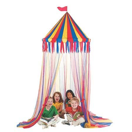 carnival big top canopy tent