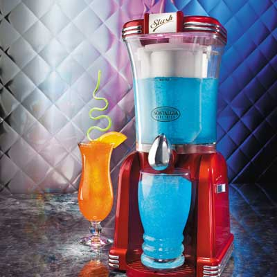 slushee machine