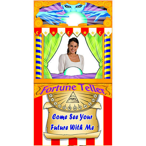 fortune teller stand up