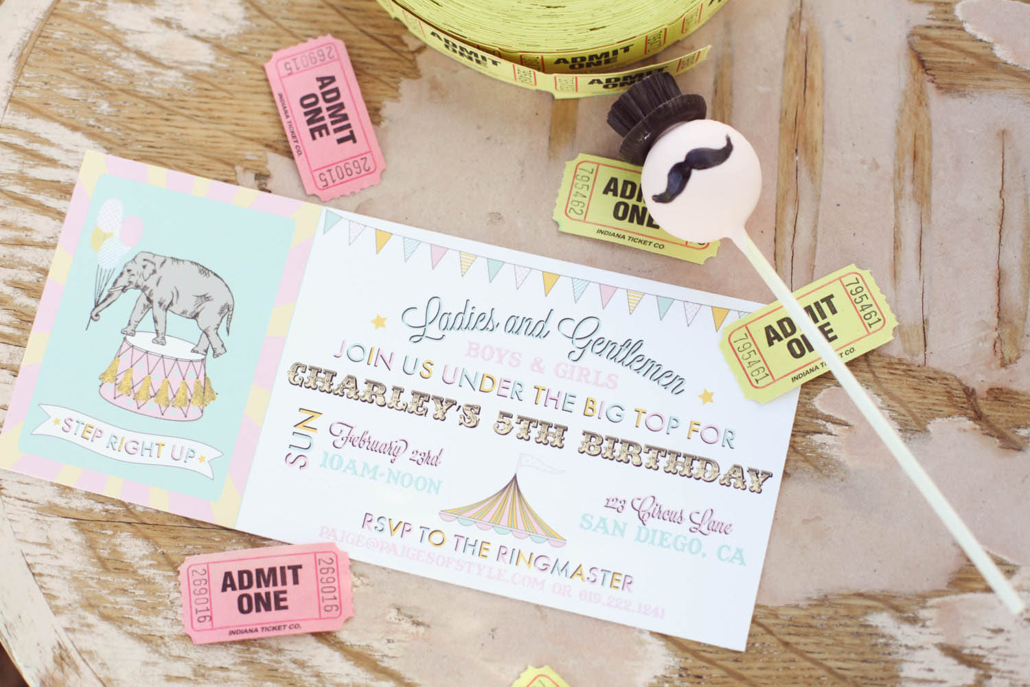 Ultimate List: 100+ Carnival Theme Party ideas—by a Professional ...