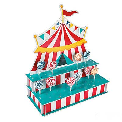 carnival treat stand