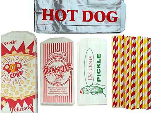 carnival food bags