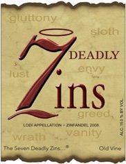 7 deadly sins wine