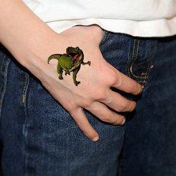 dinosur tattoos