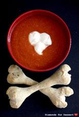 edible dinosaur bones