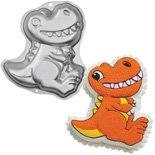 dinosaur baking pan