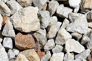 small garden rocks
