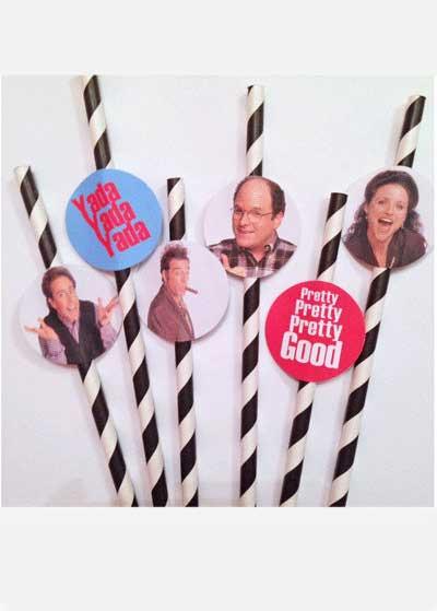 custom photo straws