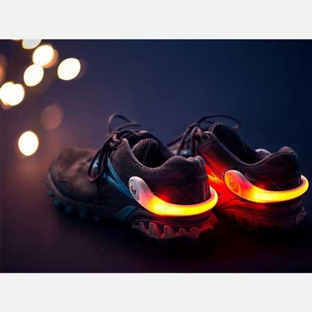 Runner's safety lights