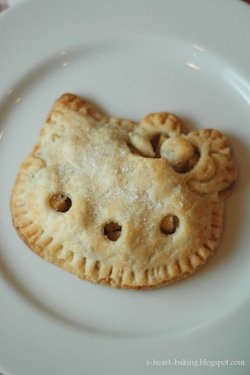 hello kitty pie