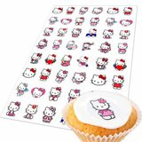 hello kitty cake toppers