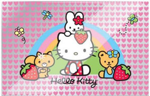 hello kitty placemats