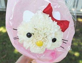 hello kitty bouquet