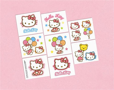 hello kitty tattoos