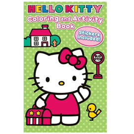 hello kitty coloring