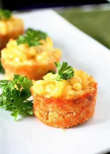mini mac & cheese