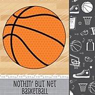 basketball party theme