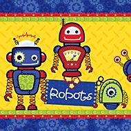 robots theme