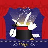 magic party theme