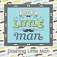 little man party theme