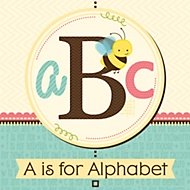 A is for alphabet party theme