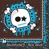 skullitude boys party theme