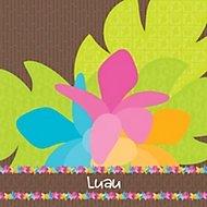 luau party theme