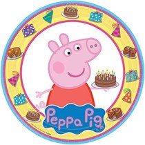peppa pig party theme