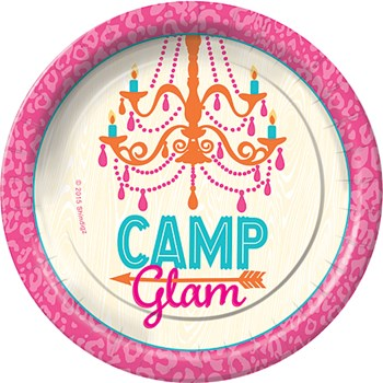 camp glam party theme