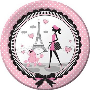 paris party theme