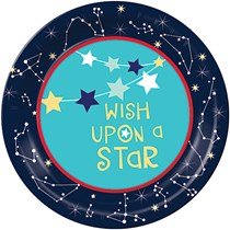 wish upon a star party theme