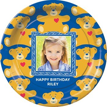 personalized teddy bear party theme