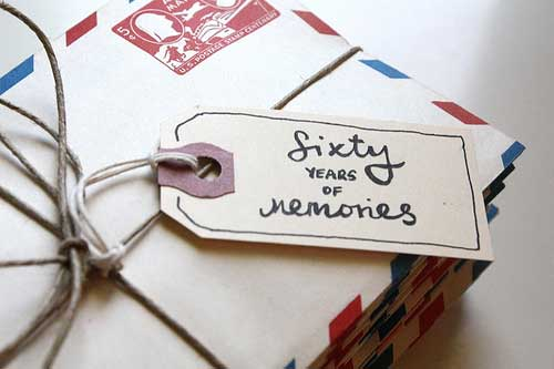 70 years of memories