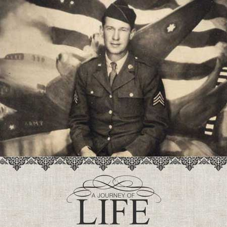 A Journey of Life Photo Book with Vintage Photos