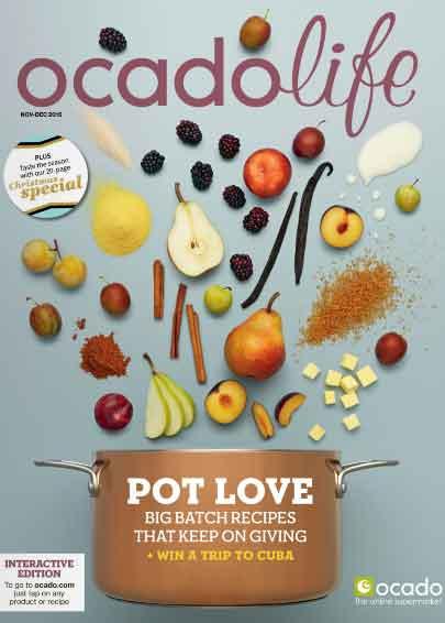 Ocado life magazine