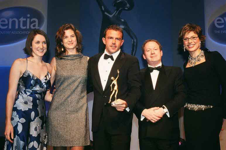 Matt James Left Field Productions ITMA Awards