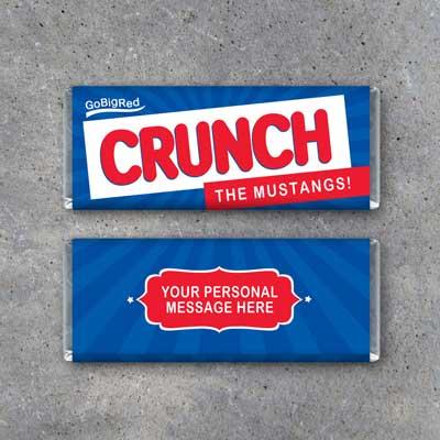 Nestle candy bar invitation