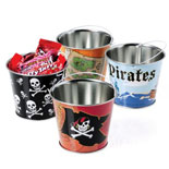 pirate buckets