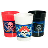 pirate cups