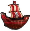 pirate ship balloon