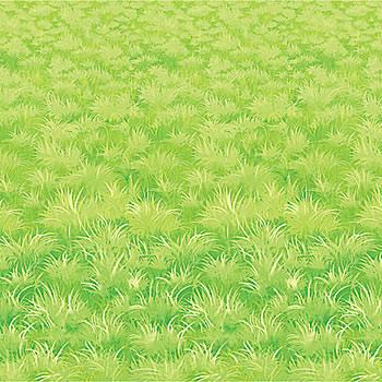 grass meadow scene setter