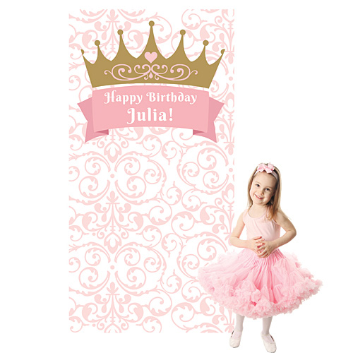 princess backdrop